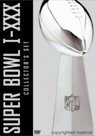 NFL Super Bowl Collection: Super Bowls I - XXX Movie