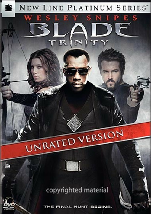 Blade: Trinity - Unrated Movie