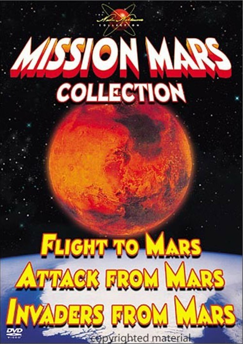 Mission Mars Collection Movie