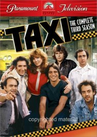 Taxi: The Complete Third Season Movie