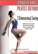Jennifer Kries Pilates Method:  3 Dimensional Toning Movie