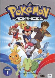 Pokemon Advanced Box Set Volume 1 Movie