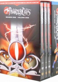 Thundercats: Season One - Volume 1 & 2 Movie