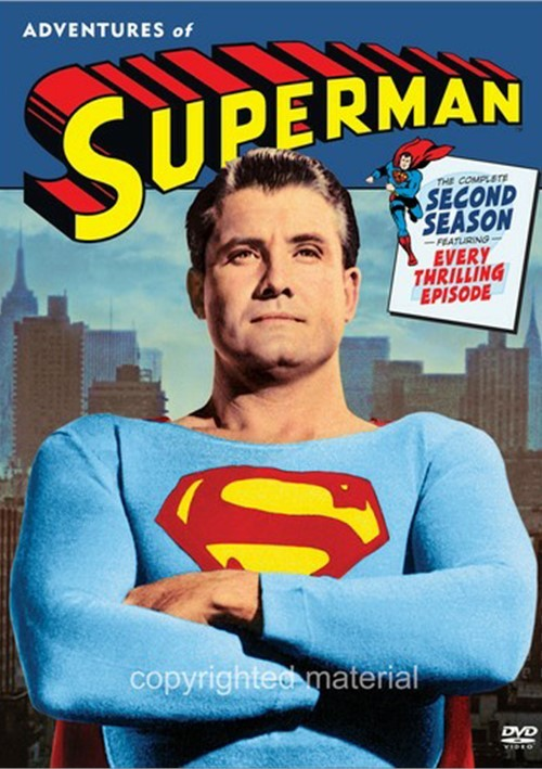 Adventures Of Superman, The: The Complete Second Season Movie