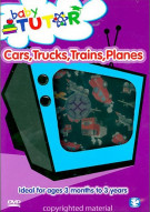 Baby Tutor: Cars, Trucks, Trains And Planes Movie