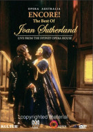 Encore!: The Best Of Joan Sutherland Movie