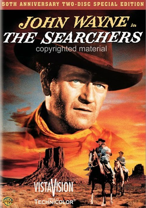 Searchers, The: 50th Anniversary Edition Movie