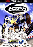 IGPX: Season 1 Movie