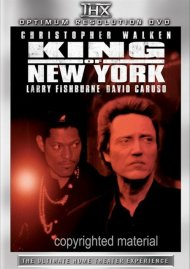 King Of New York: Special Edition High Res Movie