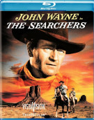 Searchers, The Blu-ray