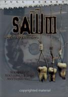 Saw III: Unrated (Fullscreen) Movie