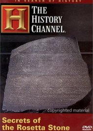 In Search Of History: The Secrets Of The Rosetta Stone Movie