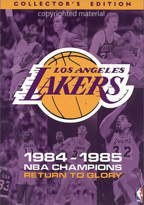 NBA Los Angeles Lakers 1985 Champions: Return To Glory Movie