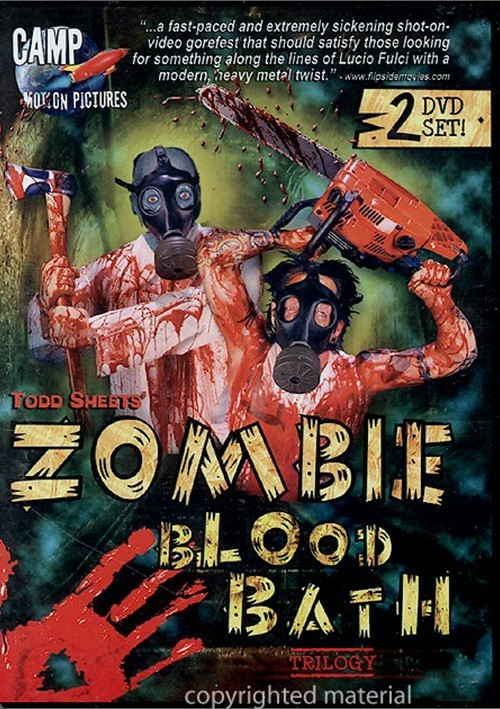 Zombie Bloodbath Trilogy Movie