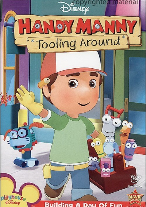 Handy Manny: Tooling Around Movie