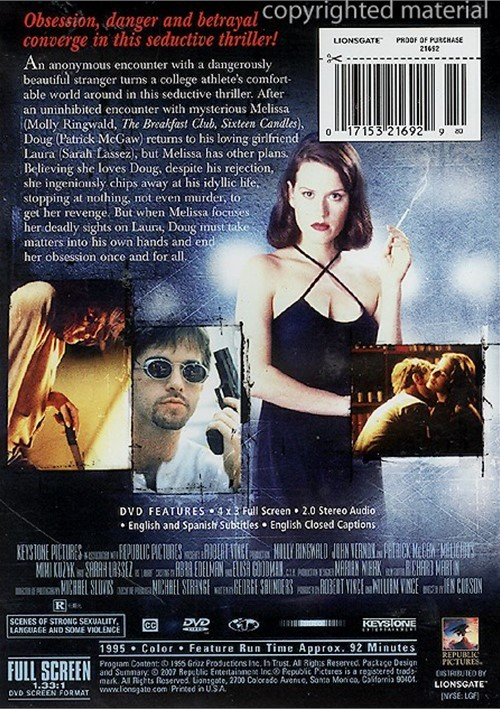 Malicious (DVD 1995) | DVD Empire