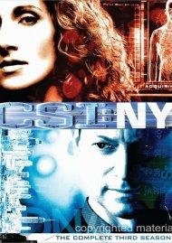 CSI: NY - The Complete Third Season Movie