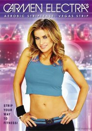 Carmen Electras Aerobic Striptease: Vegas Strip Movie