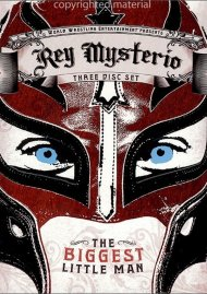 WWE: Rey Mysterio - The Biggest Little Man Movie