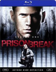 Prison Break: Season 1 Blu-ray