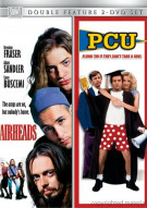 Airheads / PCU (Double Feature) Movie