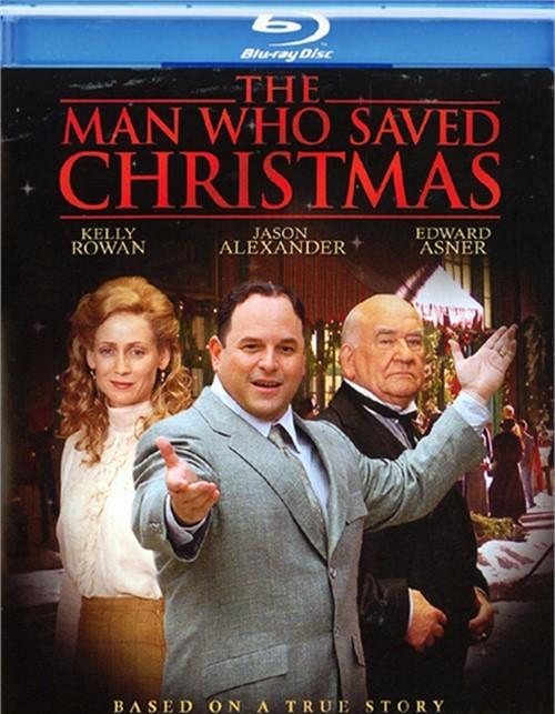 Man Who Saved Christmas, The Blu-ray