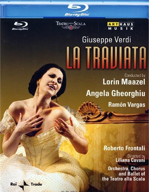 Giuseppe Verdi: La Traviata Blu-ray