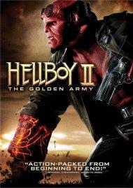 Hellboy II: The Golden Army (Fullscreen) Movie