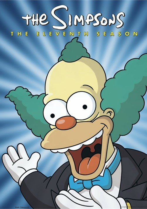 Simpsons, The: The Eleventh Season Movie