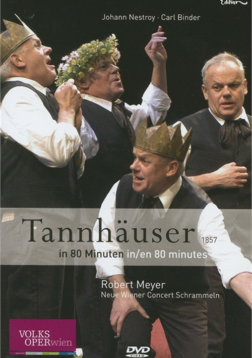 Tannhauser In 80 Minuten Movie