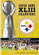 NFL Super Bowl XLIII Champions: Pittsburgh Steelers Movie