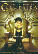 Cleopatra: 75th Anniversary Edition Movie