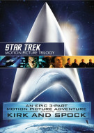 Star Trek: Motion Picture Trilogy Movie