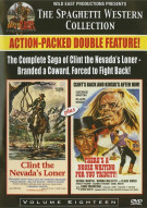 Clint The Nevadas Loner / Theres A Noose Waiting For You Trinity! (Double Feature) Movie