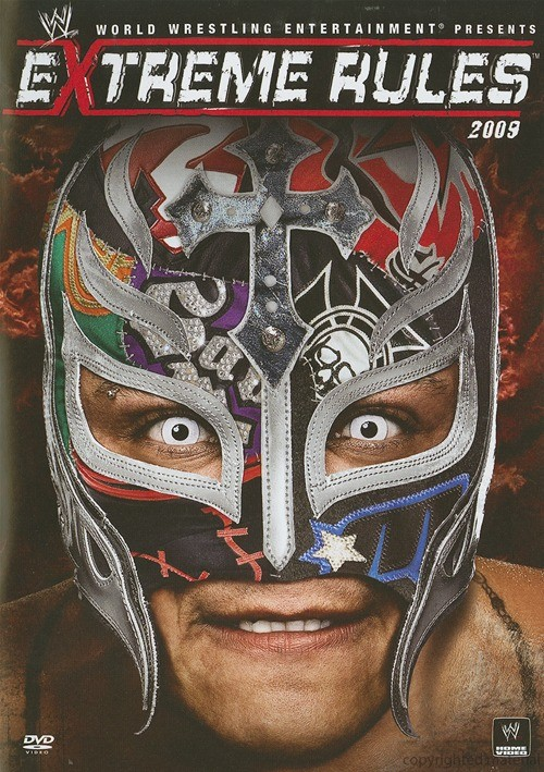 WWE: Extreme Rules 2009 Movie