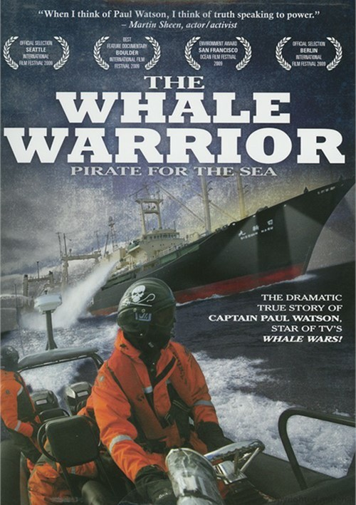 Whale Warrior, The: Pirate For The Sea Movie