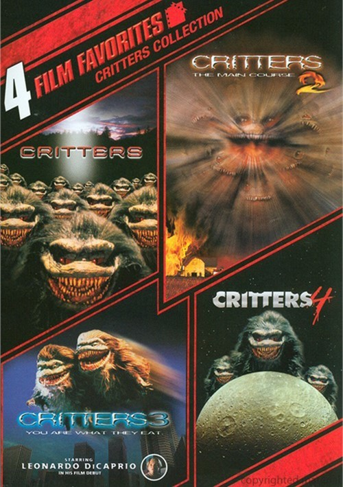 4 Film Favorites: Critters Collection Movie