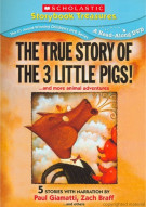 True Story of the Three Little Pigs, The Movie