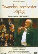 Gewandhausorchester Leipzig Movie