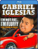 Gabriel Iglesias: Im Not Fat... Im Fluffy Blu-ray