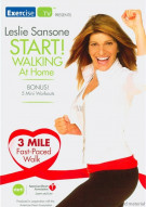 Leslie Sansone: Start! Walking At Home - 3 Mile Fast-Paced Walk Movie
