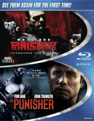 Punisher: War Zone / The Punisher (Double Feature) Blu-ray