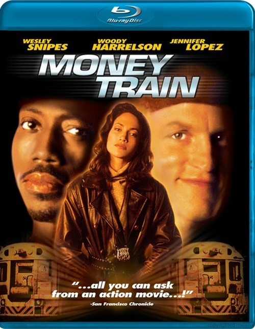 Money Train Blu-ray