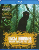 Uncle Boonmee Who Can Recall His Past Lives Blu-ray