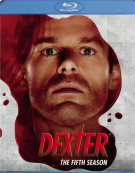 Dexter: The Fifth Season Blu-ray