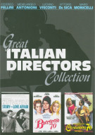 Great Italian Directors Collection Movie