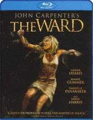 Ward, The Blu-ray