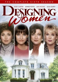 Designing Women: The Complete Sixth Season Movie