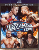 WWE: Wrestlemania XXVIII Blu-ray