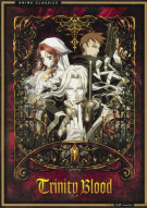 Trinity Blood: The Complete Series Movie